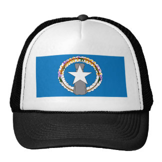 Flag of The Northern Mariana Islands Trucker Hat