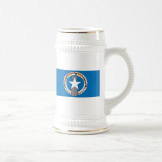 Flag of The Northern Mariana Islands Coffee Mugs
