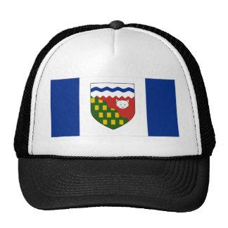 Flag of the Northwest Territories, Canada Hat