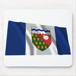 Flag of the Northwest Territories, Canada Mousepad