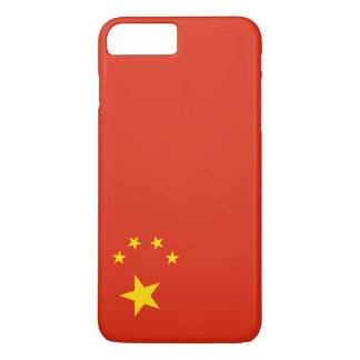 Flag of the Peoples Republic of China iPhone 7 Plus Case