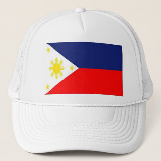 Flag of the Philippines - Customized Trucker Hat