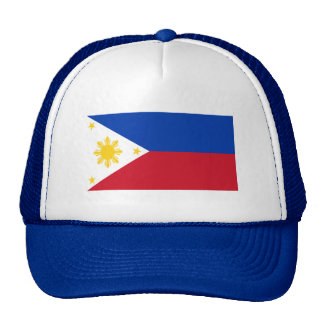 Flag of the Philippines Mesh Hats