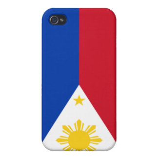 Flag of the Philippines iPhone 4/4S Cover