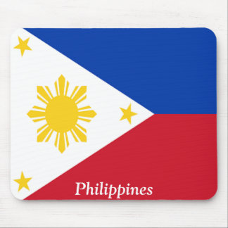 Flag of the Philippines Mouse Pad