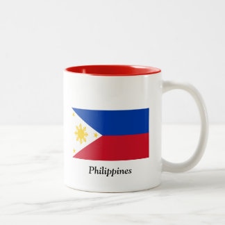Flag of the Philippines Mugs