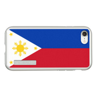 Flag of the Philippines Silver iPhone Case
