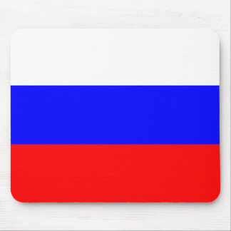 Flag of the Russian Federation - Флаг России Mouse Pads