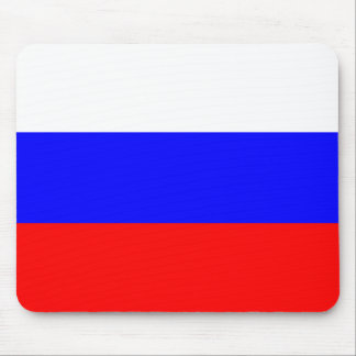 Flag of the Russian Federation Mouse Pads