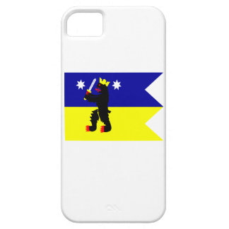Flag of the Satakunta Region in Finland Barely There iPhone 5 Case