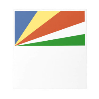 Flag of the Seychelles Notepad