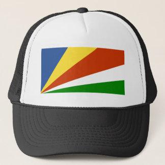 Flag of the Seychelles Trucker Hat