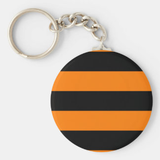 Flag of the St George Ribbon - Георгиевская лента Basic Round Button Key Ring
