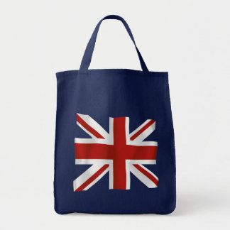 Flag of The United Kingdom #2 Bags