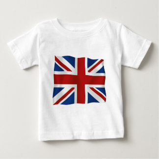 Flag of The United Kingdom Baby T-Shirt