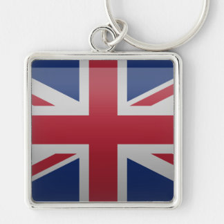 Flag of the United Kingdom Key Ring