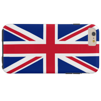 Flag of the United Kingdom Tough iPhone 6 Plus Case
