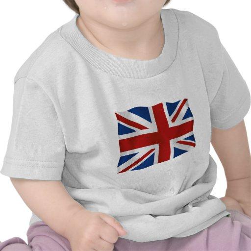 Flag of The United Kingdom Shirts