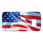 Flag of the United States Abstract Impressionism