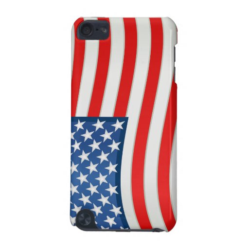 Flag of the United States of America iPod Touch (5th Generation) Cases