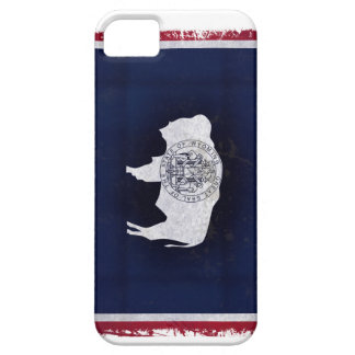 Flag of the Wyoming iPhone 5 Case