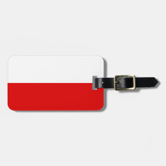Flag of Thuringia Luggage Tag