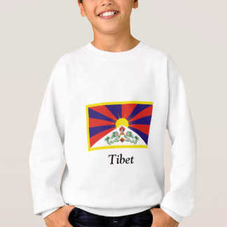 Flag of Tibet Sweatshirt