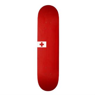 Flag of Tonga Skateboard Deck