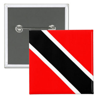 Flag of Trinidad and Tobago Pinback Buttons
