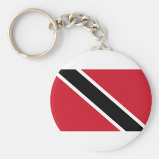 Flag of Trinidad and Tobago Products Key Ring