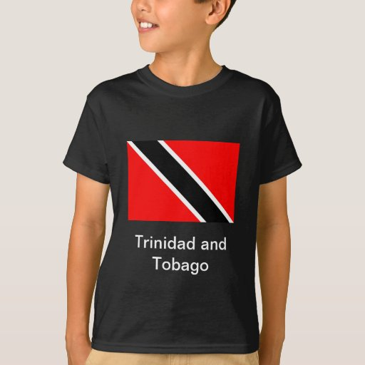 Flag of Trinidad and Tobago Tshirt