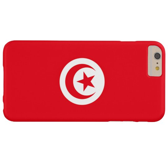 Flag of Tunisia Barely There iPhone 6 Plus