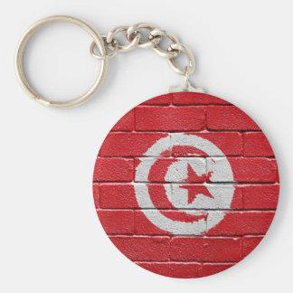 Flag of Tunisia Key Ring