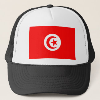 Flag of Tunisia Trucker Hat