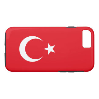 Flag of Turkey iPhone 7 Case