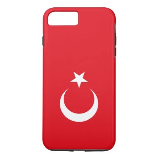 Flag of Turkey iPhone 7 Plus Case