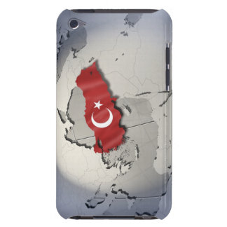 Flag of Turkey iPod Touch Cover