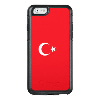 Flag of Turkey OtterBox iPhone Case