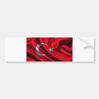 Flag of Turkey, Turkish Flag Bumper Sticker