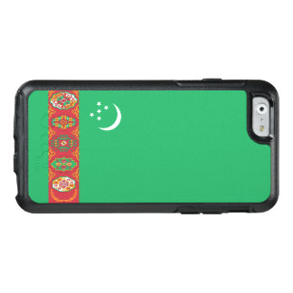 Flag of Turkmenistan OtterBox iPhone Case