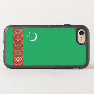 Flag of Turkmenistan OtterBox iPhone Case