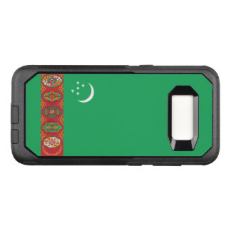 Flag of Turkmenistan Samsung OtterBox Case