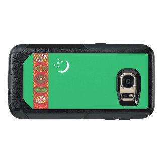 Flag of Turkmenistan Samsung OtterBox Case