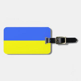 Flag of Ukraine Bag Tag