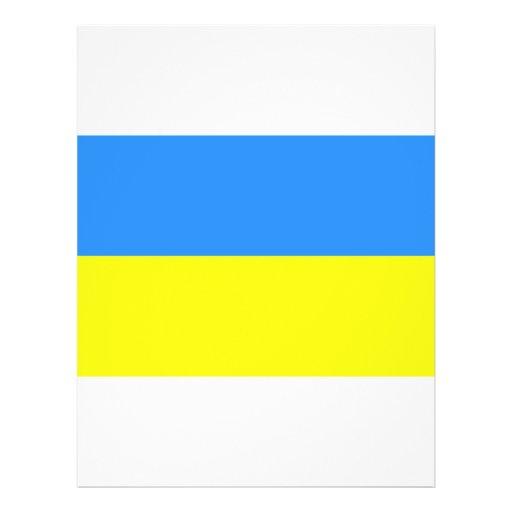 Flag of Ukraine Flyer
