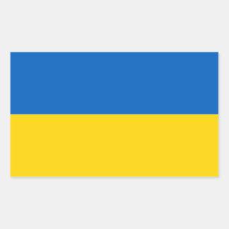 Flag of Ukraine Sticker