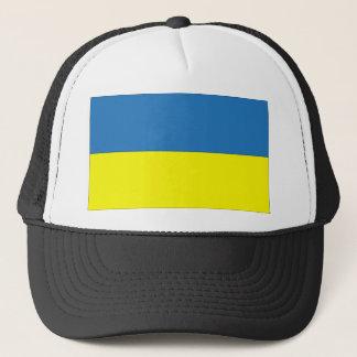 Flag of Ukraine Trucker Hat