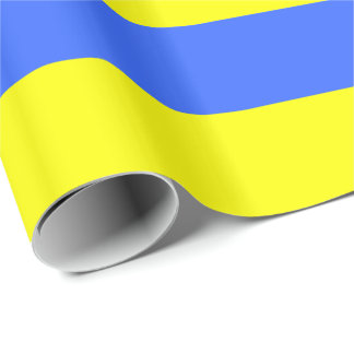 Flag of Ukraine Wrapping Paper