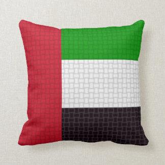 Flag of United Arab Emirates Cushion
