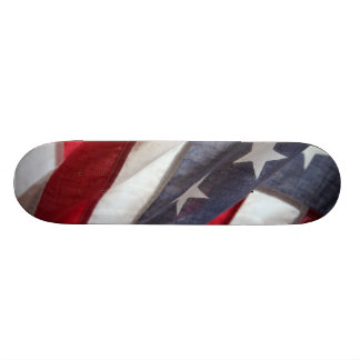Flag of United States Skate Board Decks